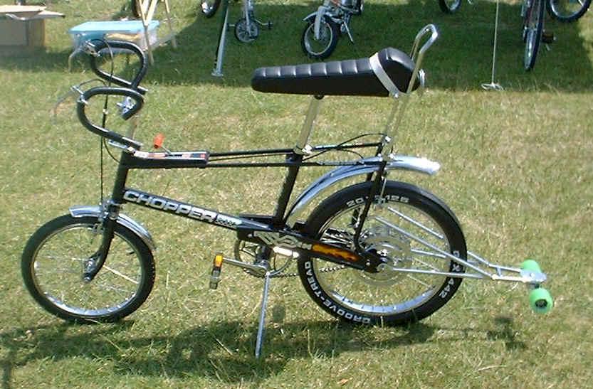 Raleigh Chopper Owners Club